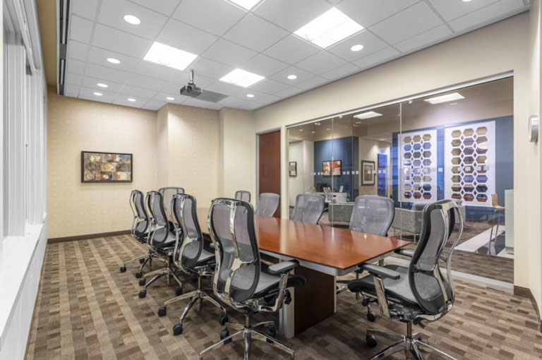 New location conference room
